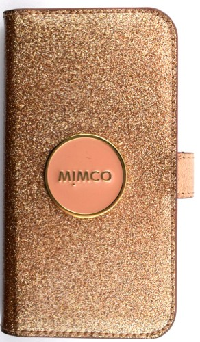 best sneakers e63f3 23f1c Mimco iPhone X phone cover PINK