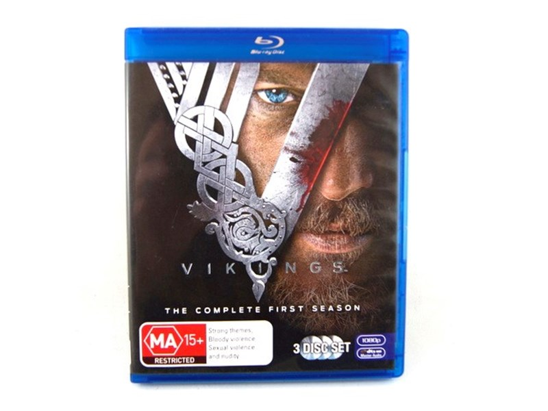 Vikings : Season 1 MA15+