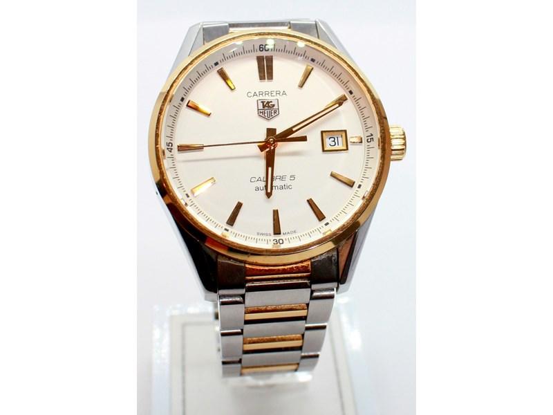 99e0ac41918 Watch Tag Heuer Watch Mens Carrera - WAR215b-0
