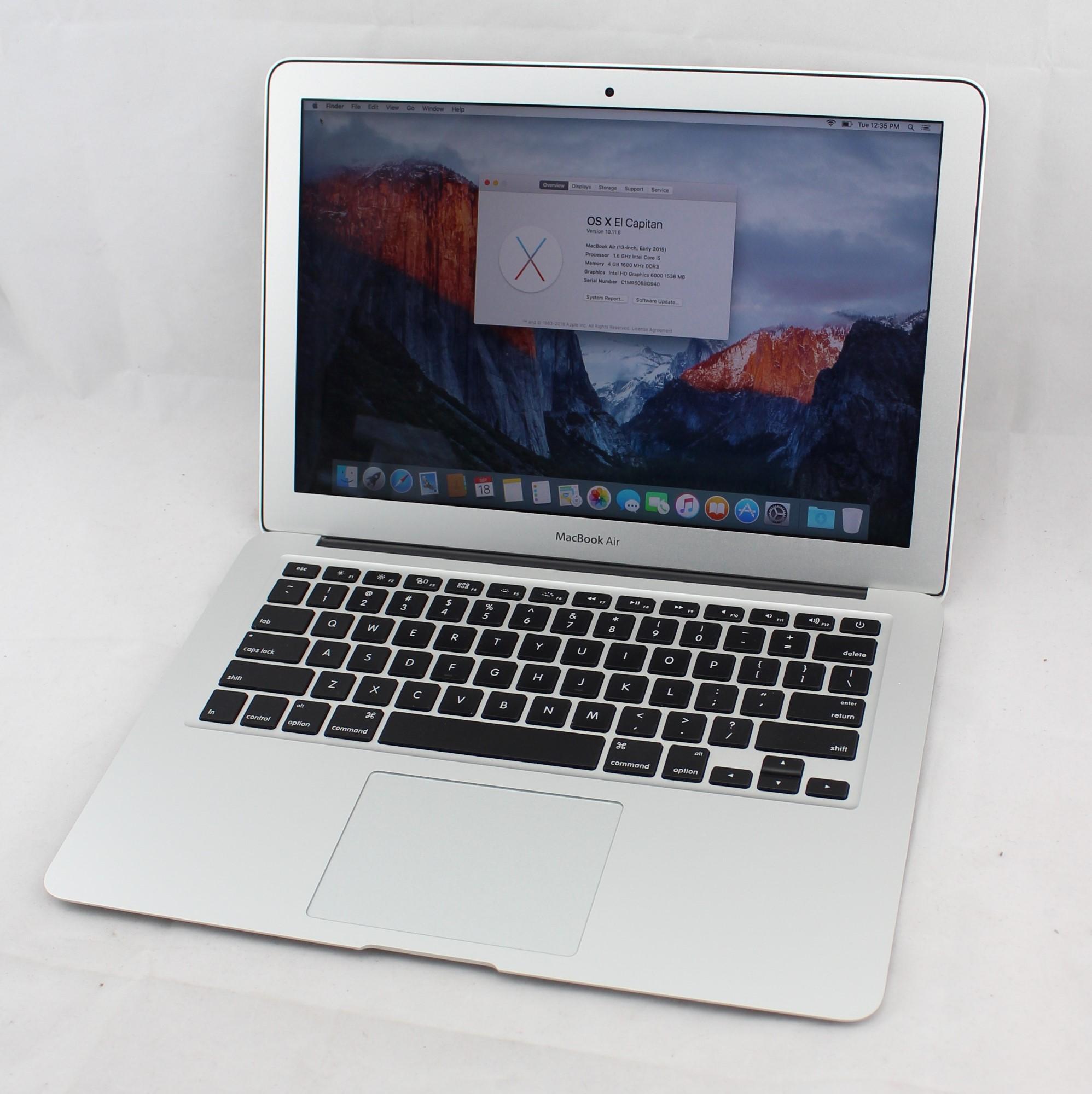 Apple A1466 MACBOOK AIR SILVER