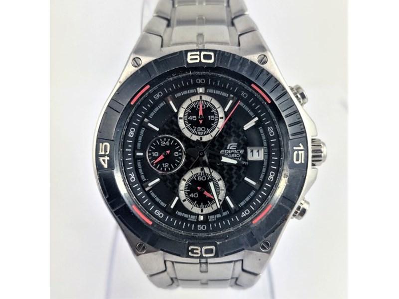 04de21a47027 Watch CASIO Watch Mens edifice ef-520