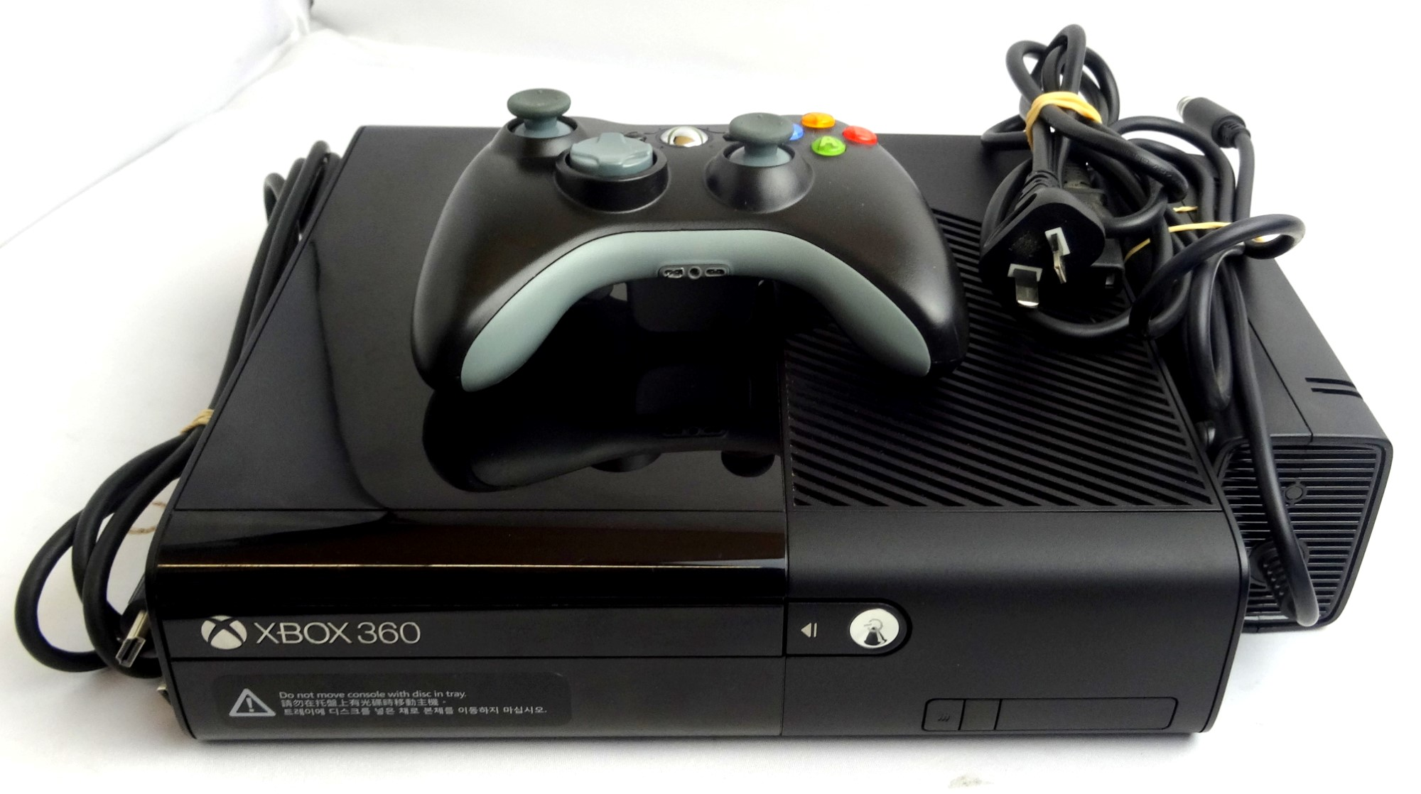 Microsoft Xbox 360 E 250GB BLACK