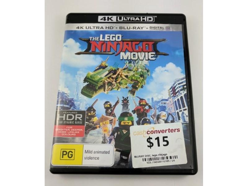 Blu-Ray Disc Hd Dvd - Ninjaturtles