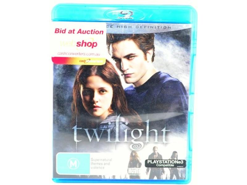 Blu-Ray Disc TWILIGHT