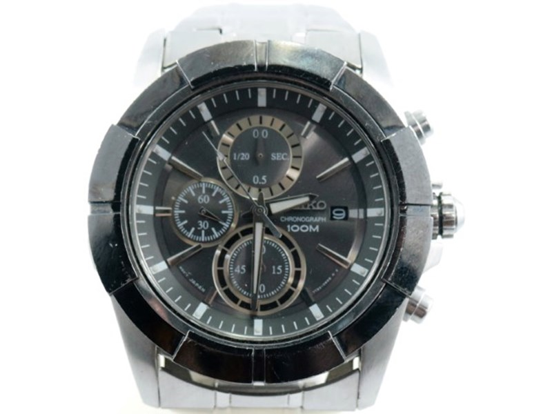 pretty nice 6d555 7bd60 Seiko Watch Mens 7T92-0Pk0