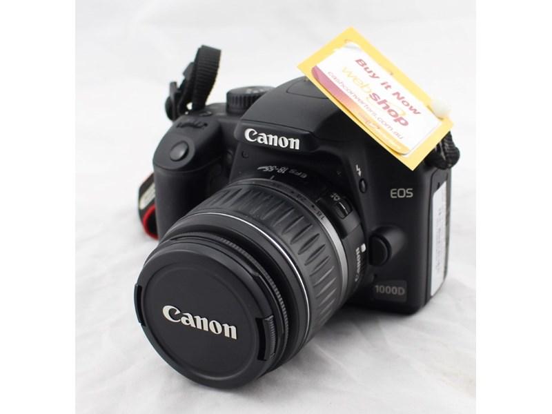Canon Ds126191 Black