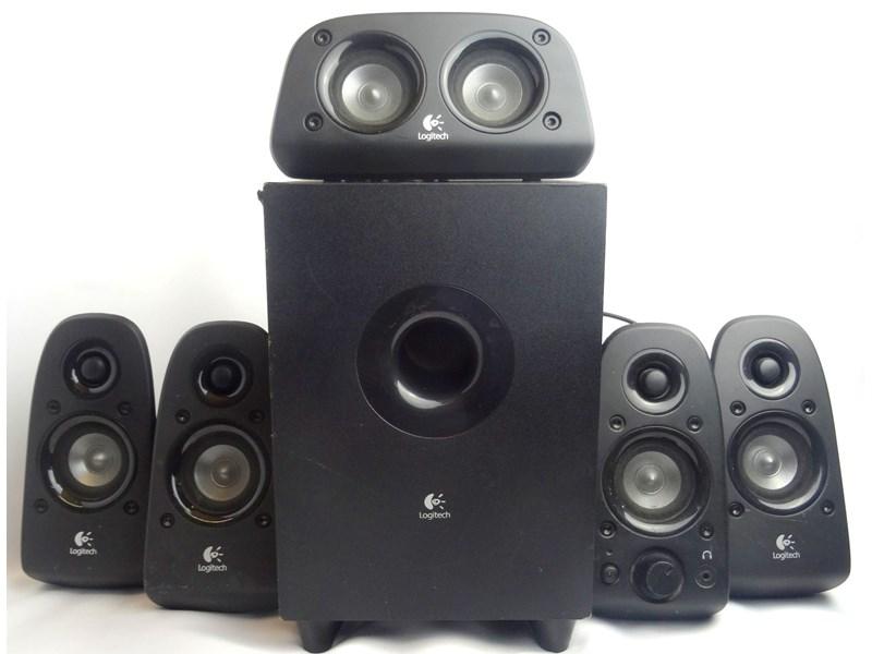 Logitech Z506 Black
