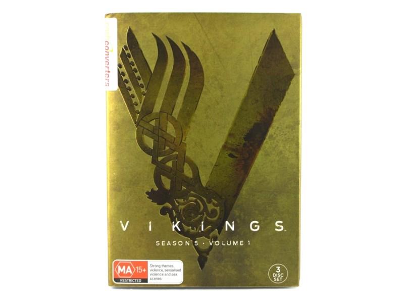 Vikings - Season 5 - Volume 1 Ma15+
