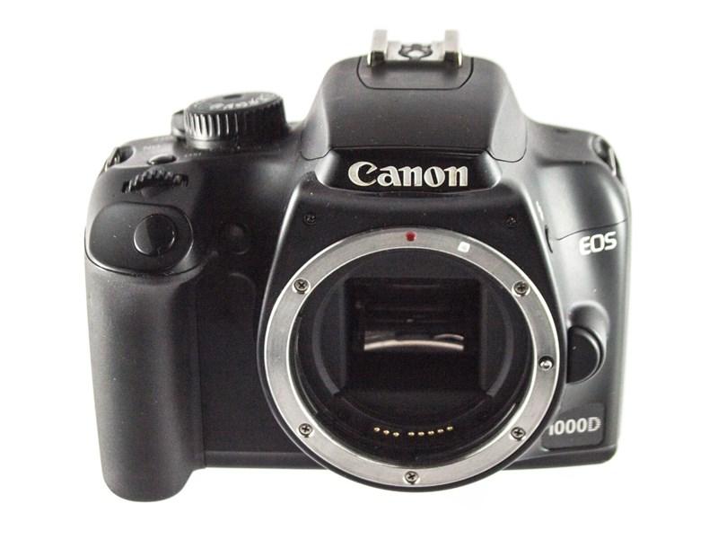 Canon Ds126191 1000D (18-55Mm) Black