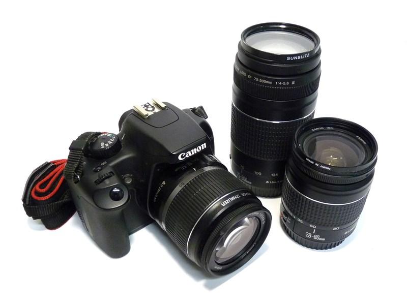 canon ds126191 1000d BLACK