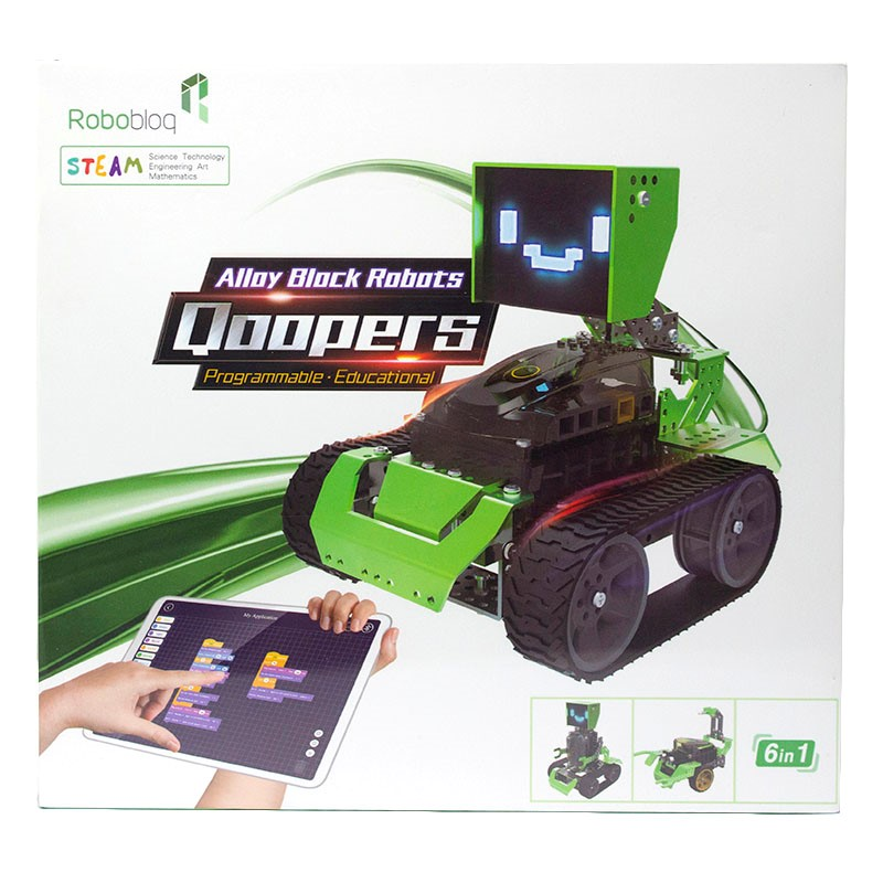 Robobloq Green