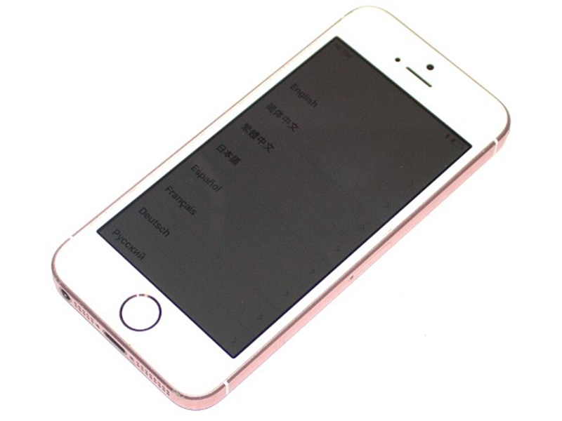 Fabriksnye APPLE IPHONE SE 32GB ROSE GOLD iPhone SE A1723 MP852X/A 32GB PINK HZ-86
