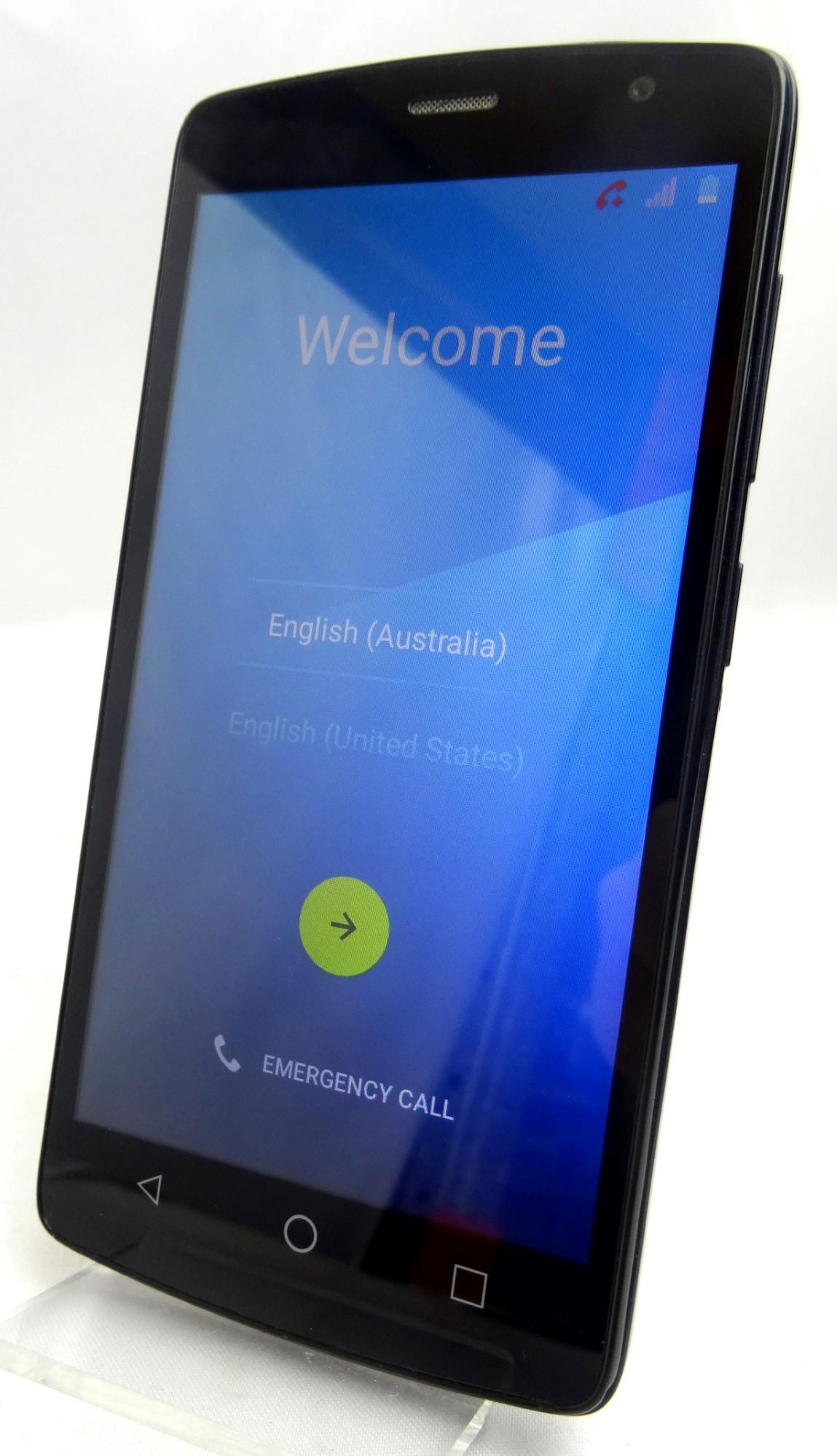 premium selection fccb9 5a6f0 Telstra Slim Plus Phone BLACK