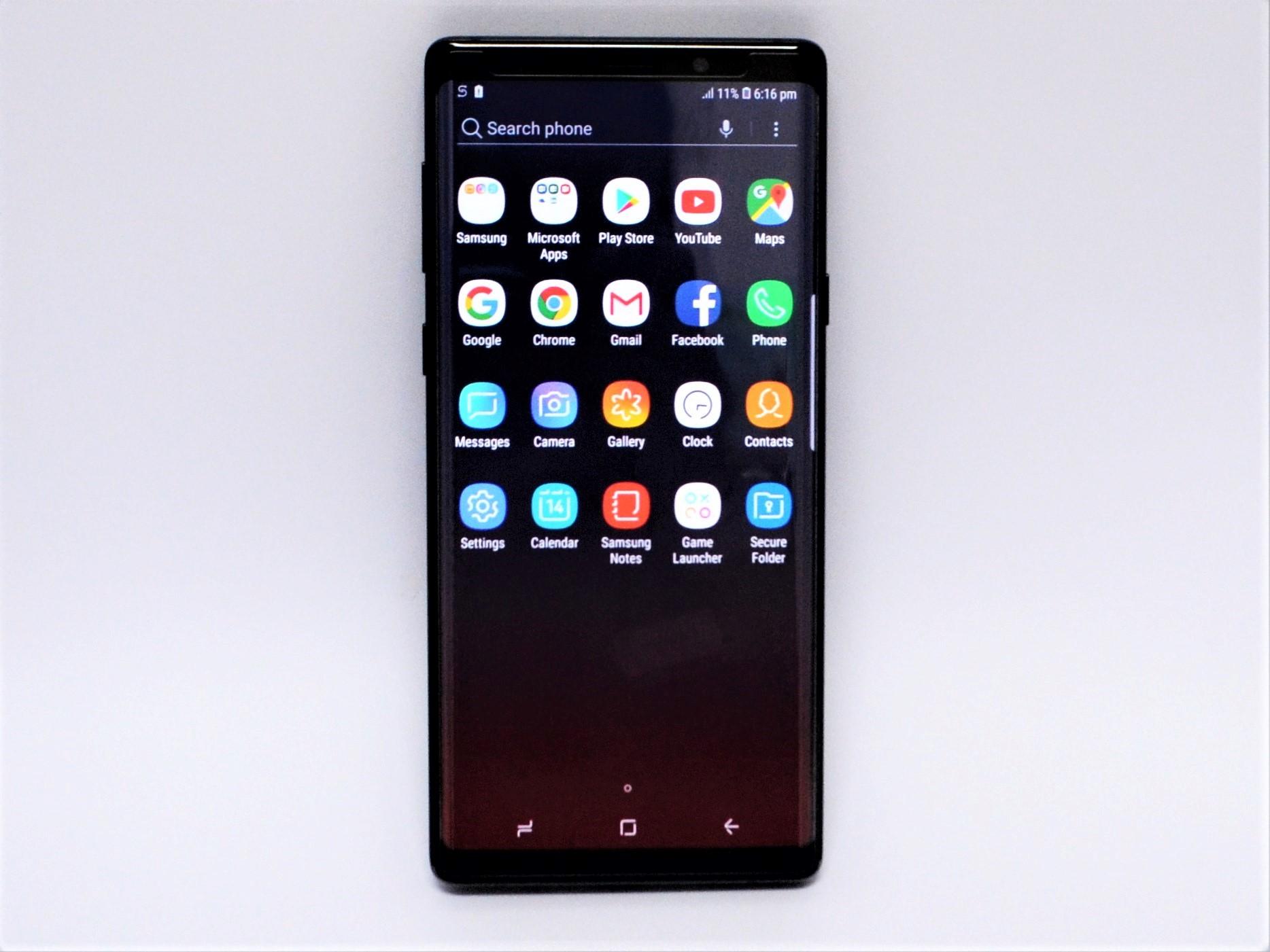 Samsung 128GB BLACK
