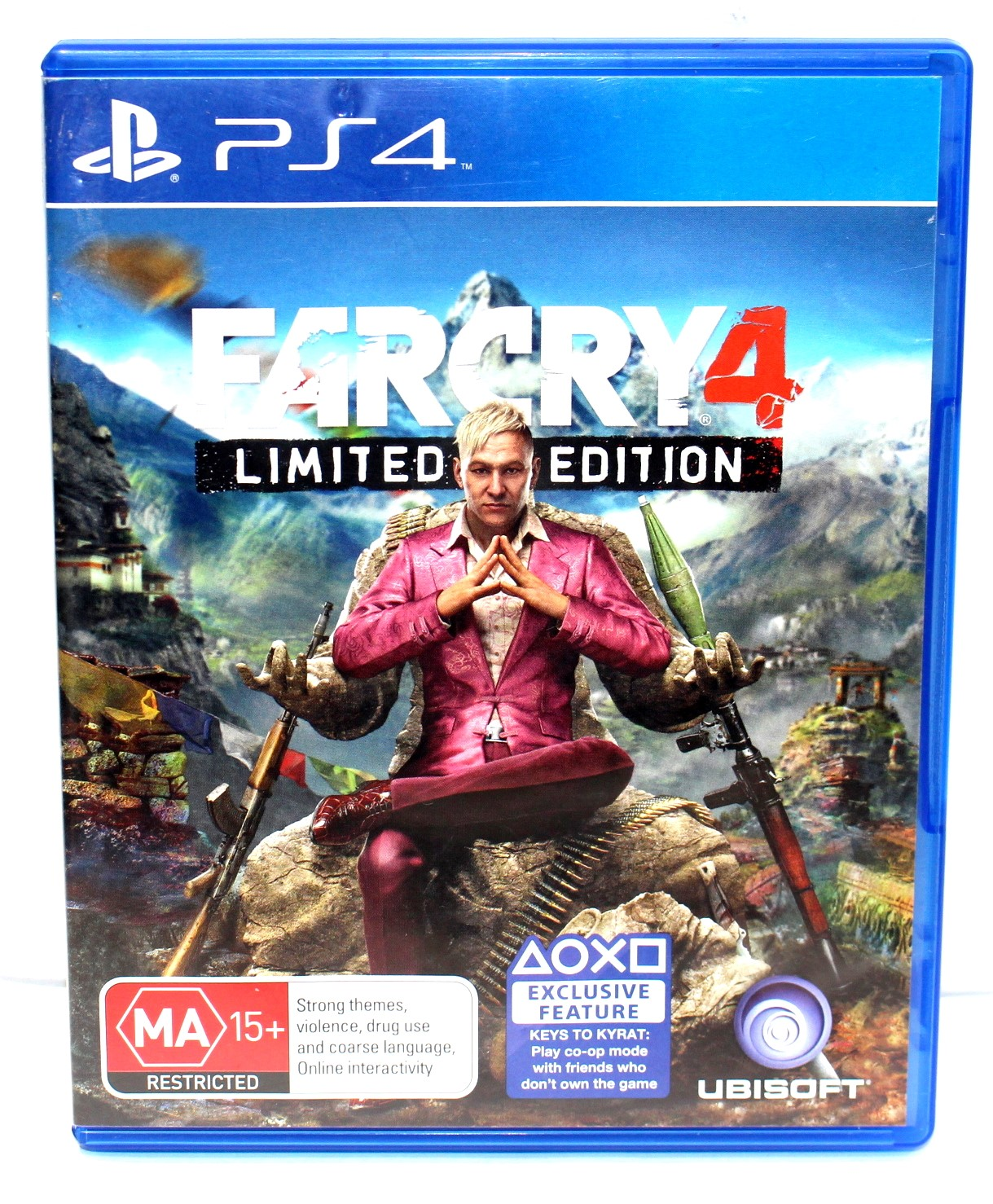 how much is far cry 4 for ps4
