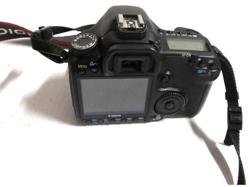 Canon Eos 40D Black