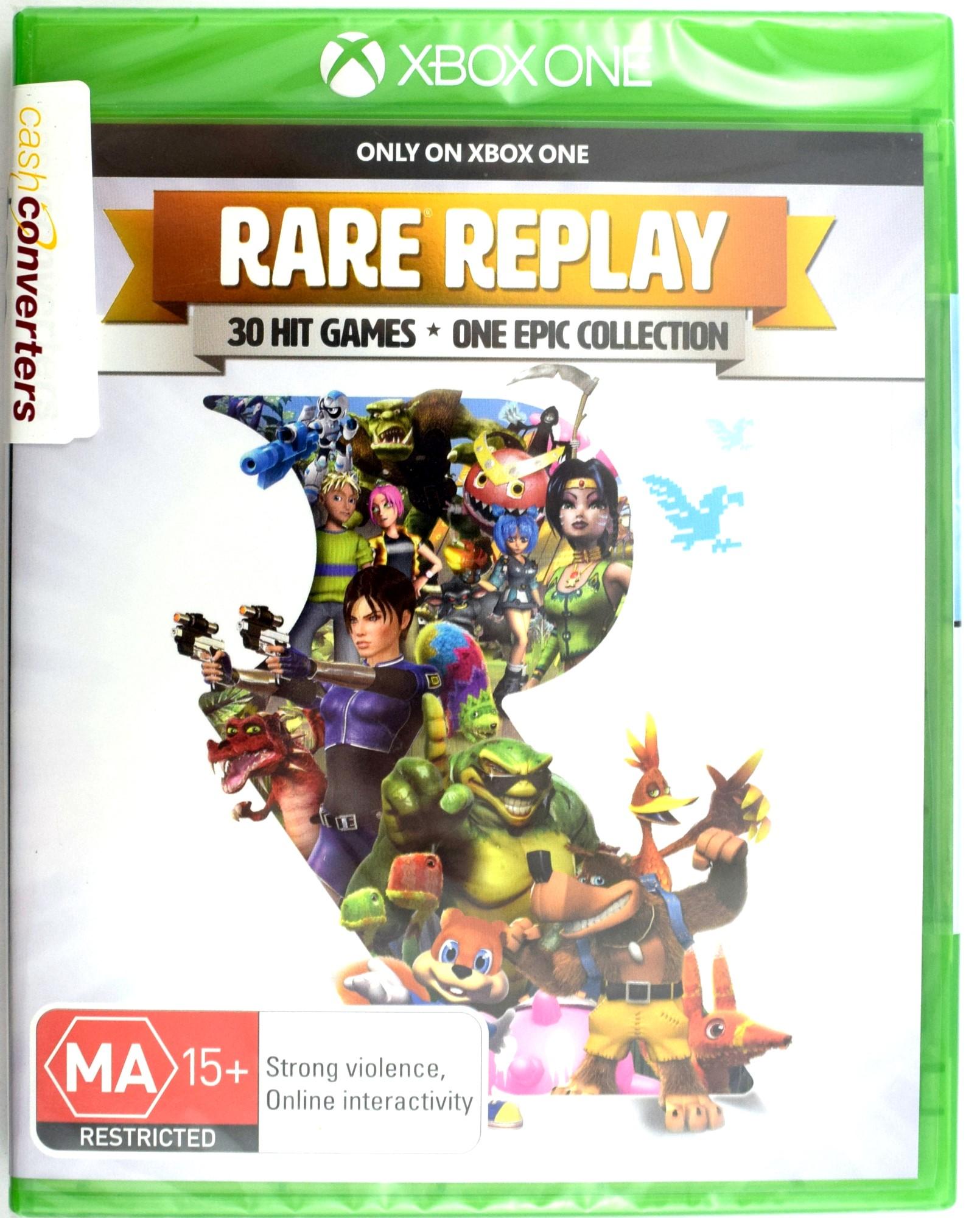 pc rare replay
