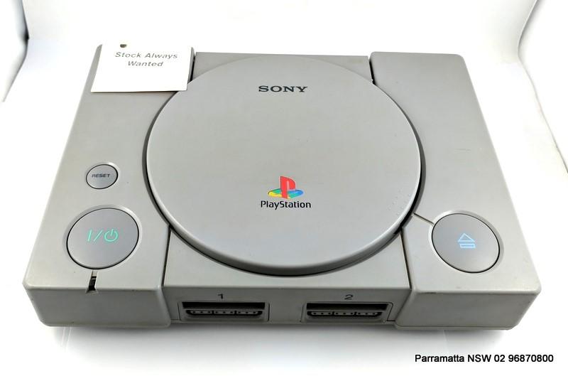 Sony Playstation GREY