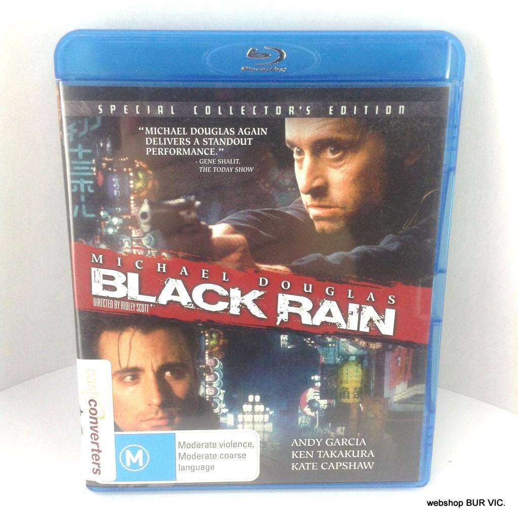 Blu-Ray Disc BLACK RAIN