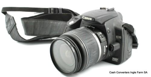 Canon EOS 350D DS126071 BLACK