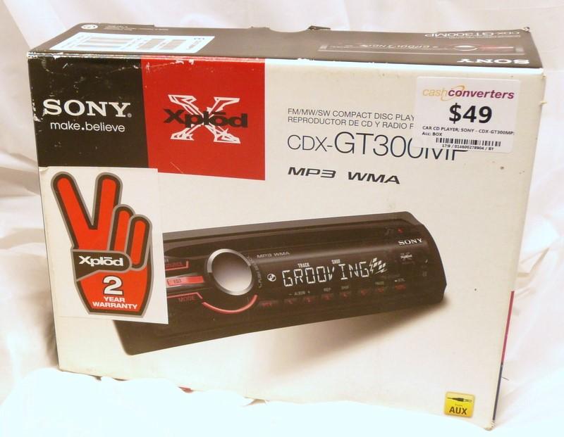 car audio wiring kit  sony xplod black