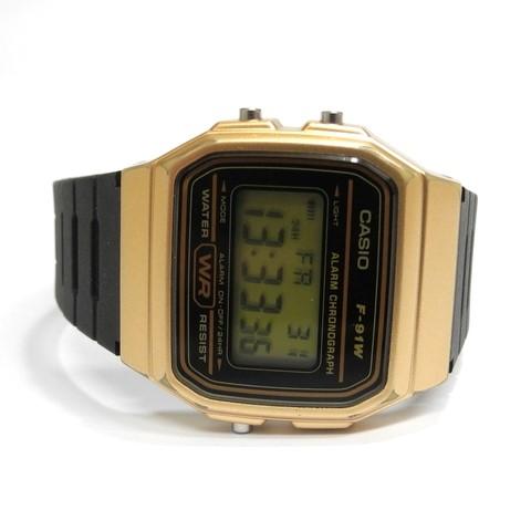 837c9eefcc15 CASIO Watch F91W