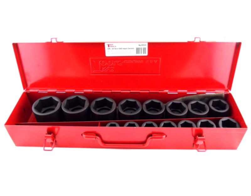 T & E Tools Red