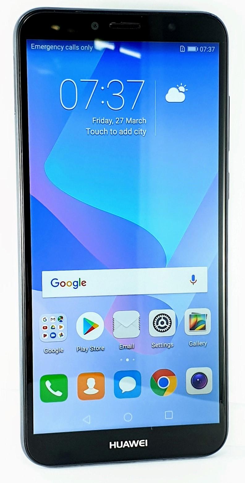 Huawei Y6 Atu-L22 Black