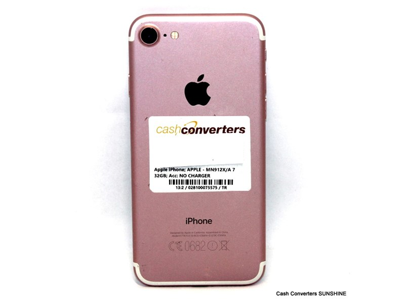 new products 97dac 3f89d Apple iPhone 7 A1778 32GB PINK