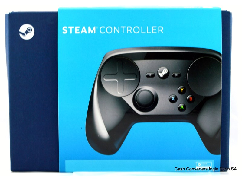 Steam Controller Other Blue