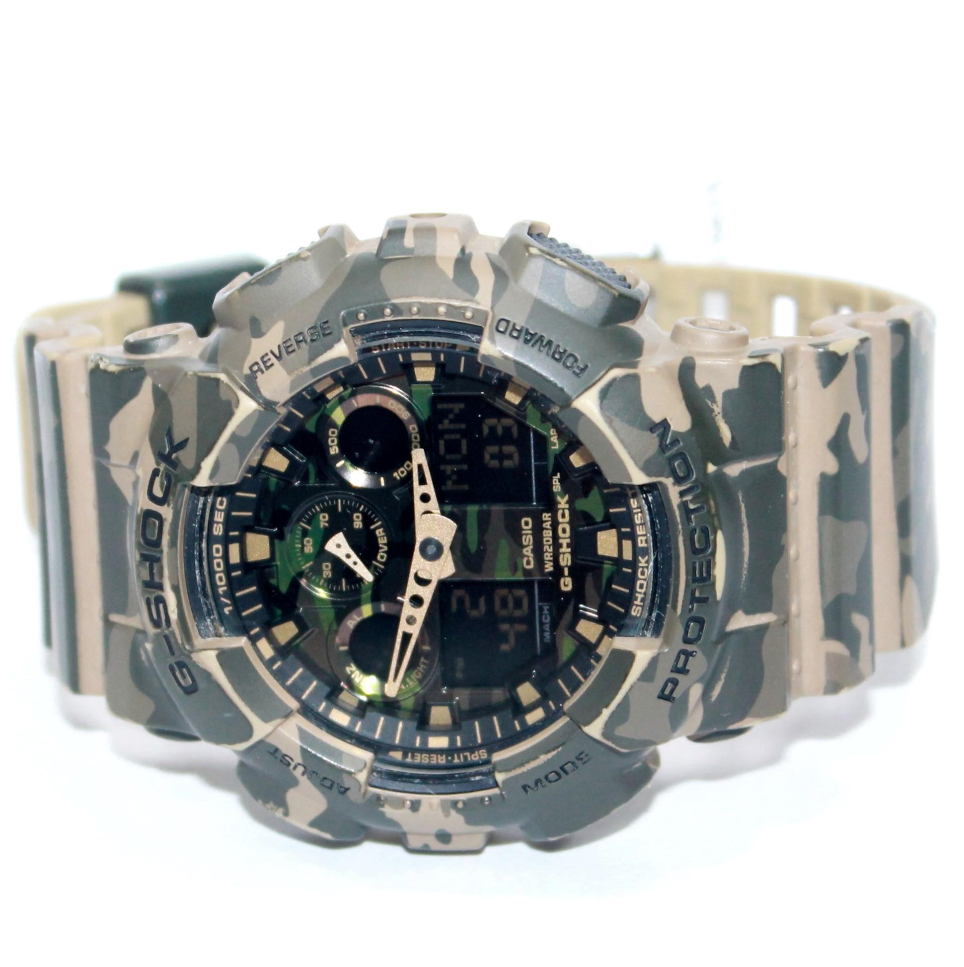 Casio G Shock Watch Watch Mens
