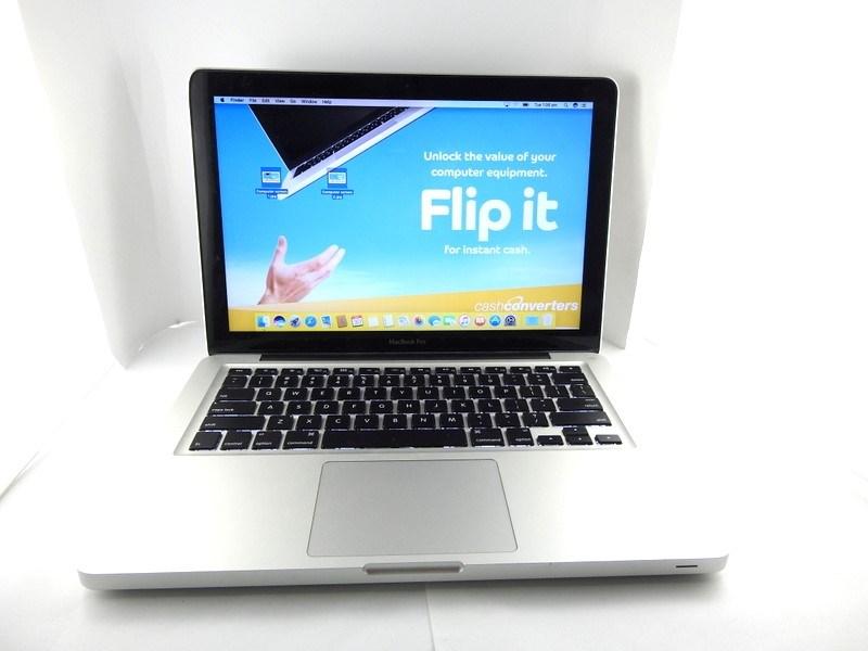 APPLE Macbook Pro A1278 Intel Core i5 4GB SILVER
