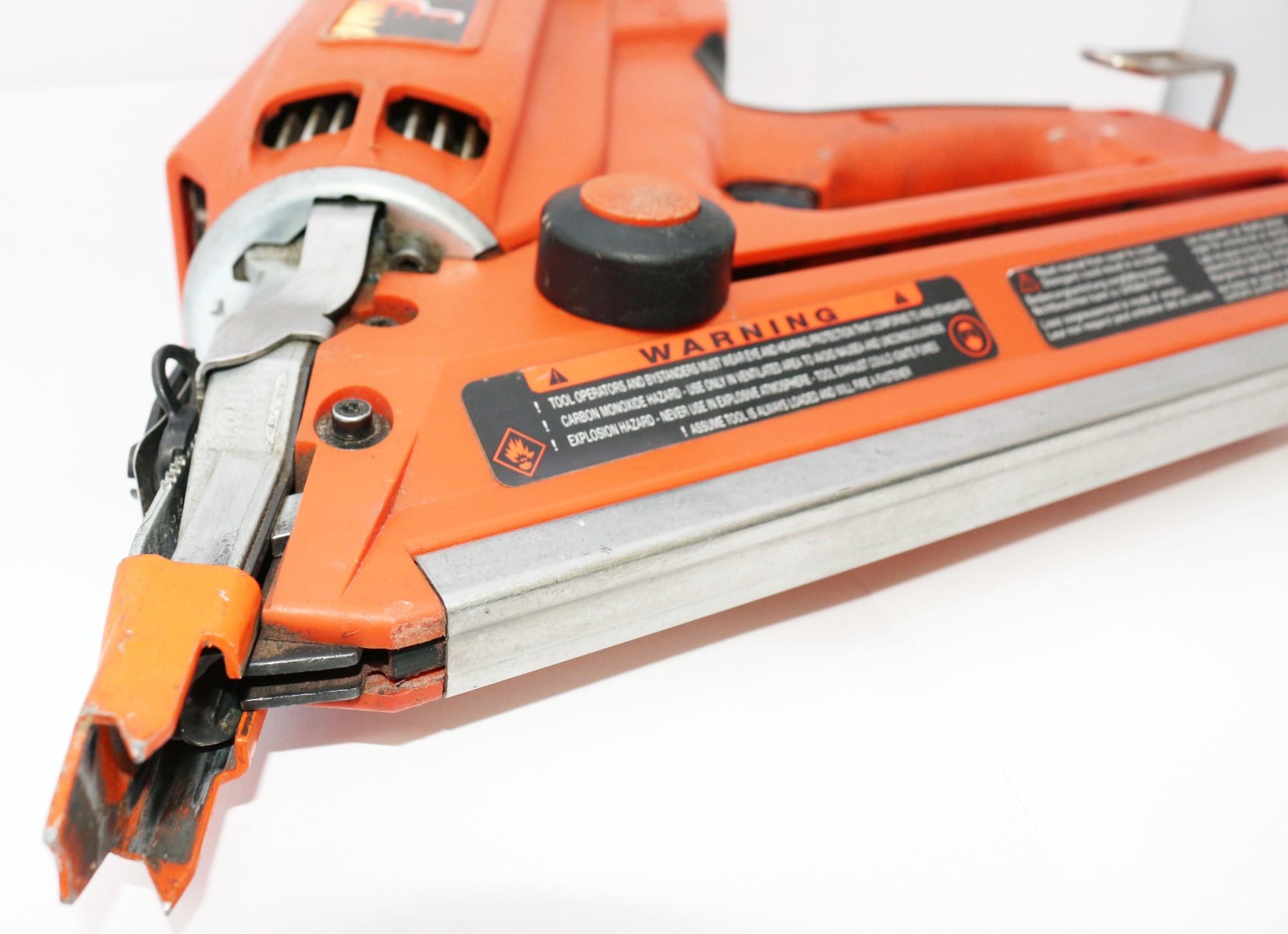 Paslode Impulse 30 Framing Nailer Orange