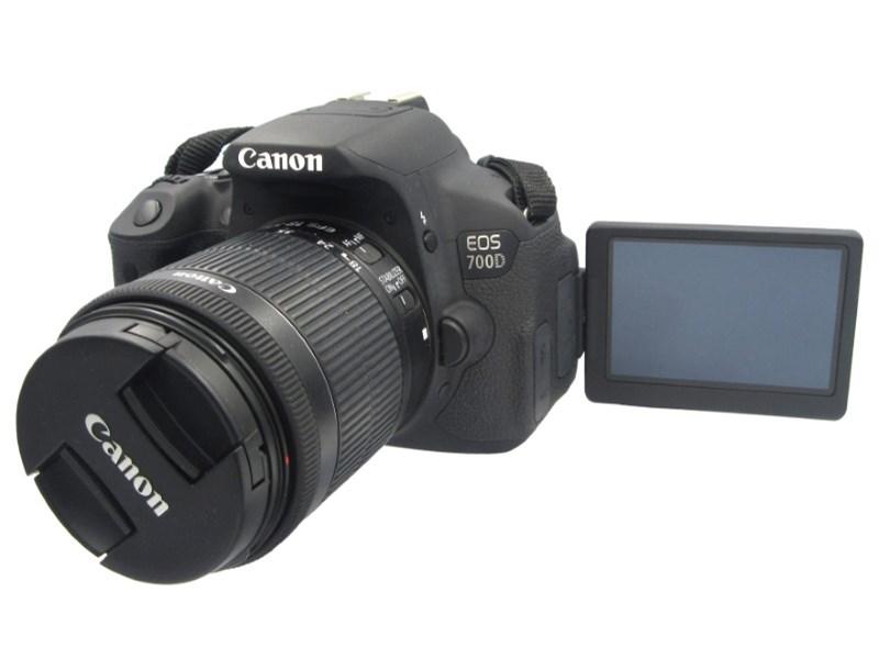 Canon Eos 700D Ds126431 Black