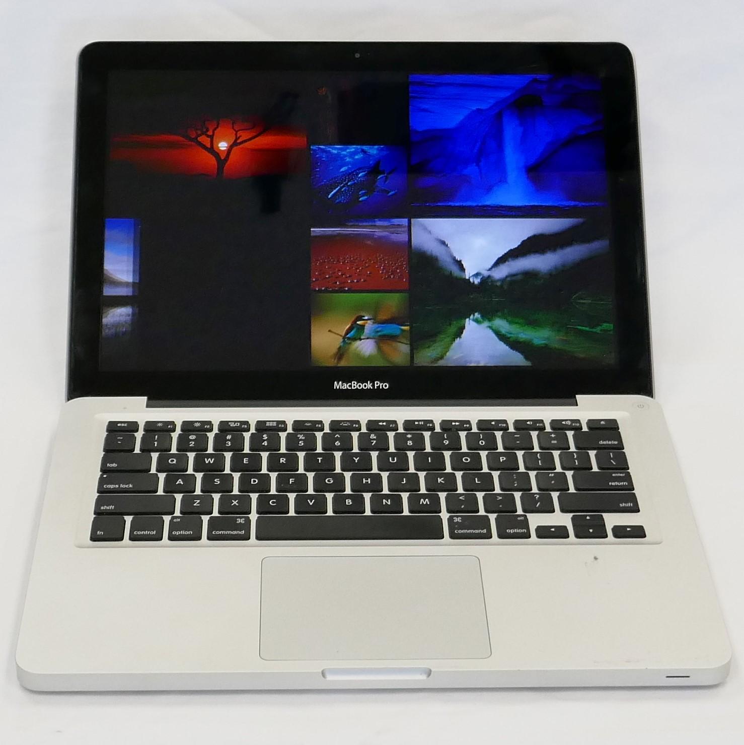 Apple MacBook Pro A1278 Intel Core i5 4GB Mid 2012 SILVER