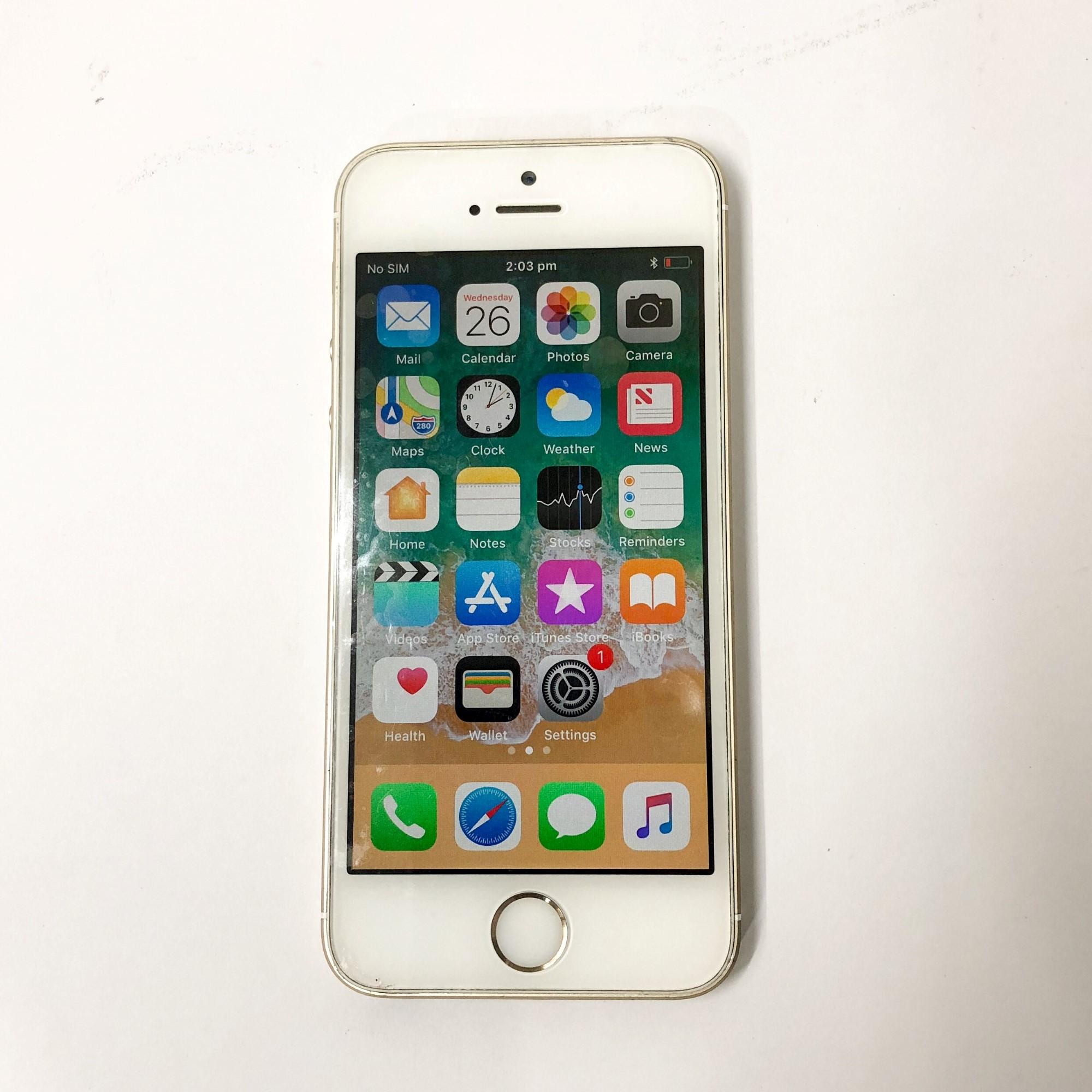 4bd46d81fe3b11 Apple iPhone 5s 64GB WHITE
