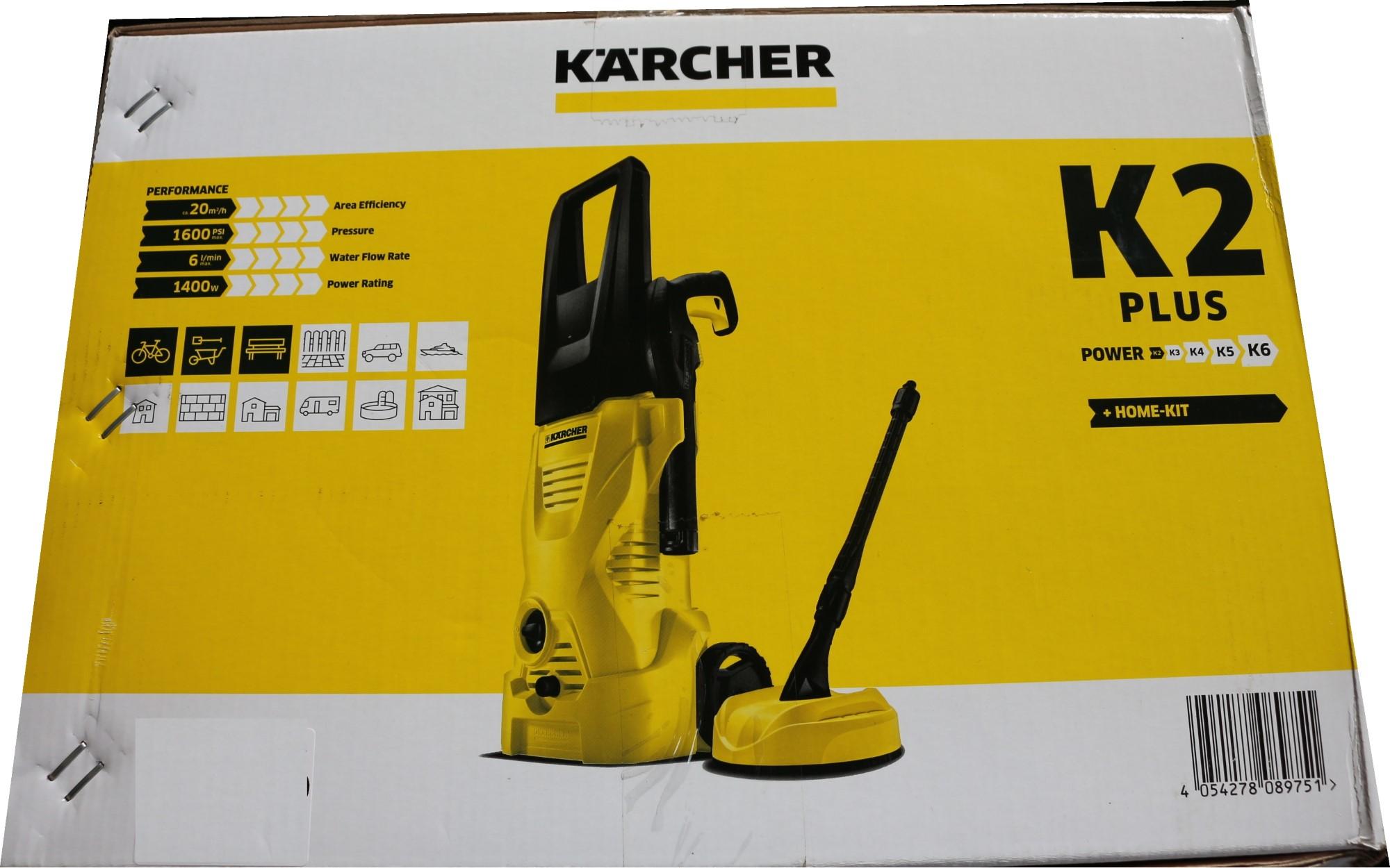 Beroemd Karcher K2 Plus YELLOW OB05