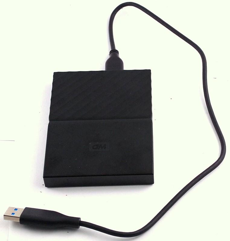 2TB WD MY PASSPORT FOR MAC 2TB BLACK