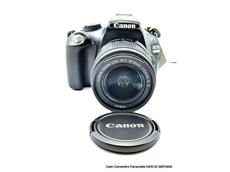 Canon Eos 1100D 18-55Mm Single Lens Kit Ds126291 12 2