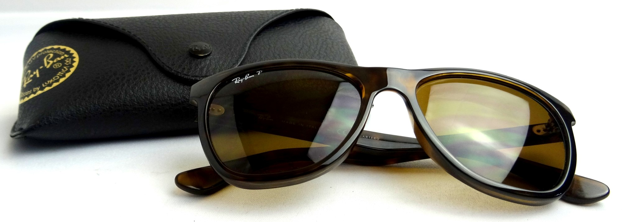 3b851c38f77 Women s Ray-Ban Highstreet Polarized sunglasses BROWN
