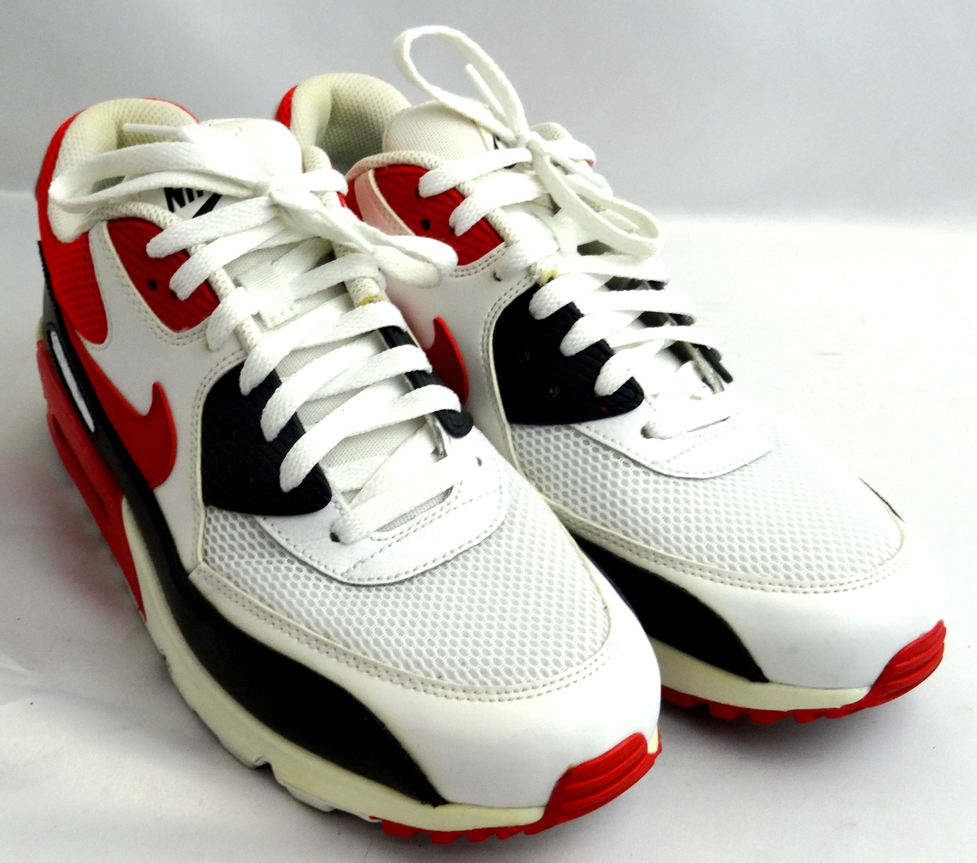 5b1ca0db633 Men s Nike Air Max 90 WHITE