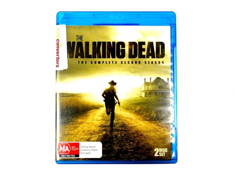 Blu Ray Disc The Walking Dead Season 2