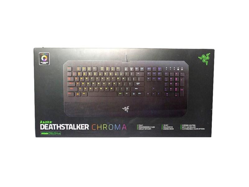 9d96dd62f06 Keyboard - Gaming Razer Black