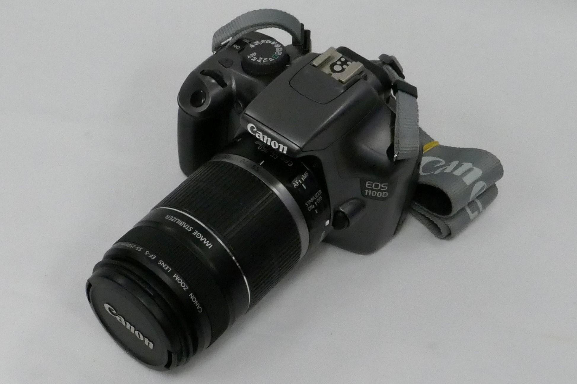 Canon EOS 1100D 12 2MP BLACK
