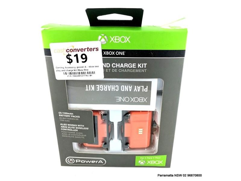 Power A Xbox One Black