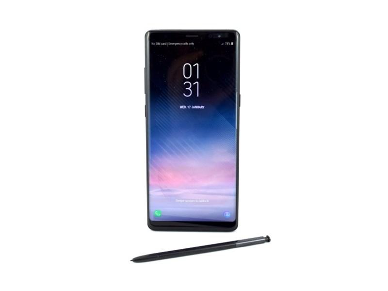 Samsung Galaxy Note 8 Sm-N950f 64Gb Black